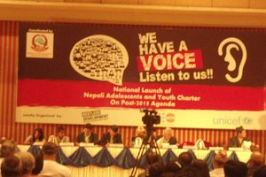 ADOLESANTS AND YOUTH: Voice Of Note