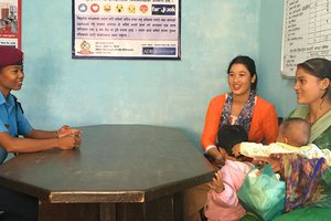 At the women and children service center in Bajhang.jpg