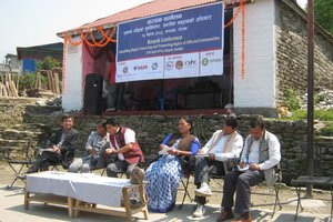 Barpak Declaration  Rebuilding Nepal: Protecting and Promoting the Rights of the Affected Communities