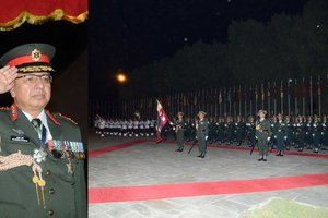 COAS CHINA VISITMeant For Goodwill