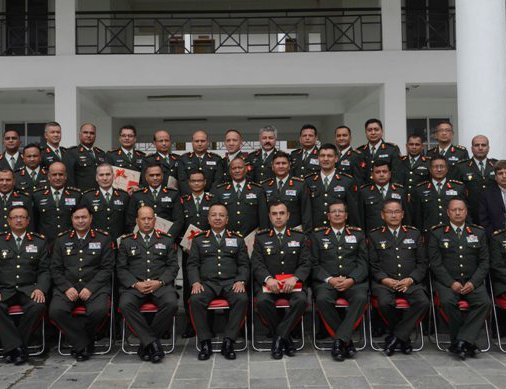 COAS General Chhetri with the trainee of the program final.jpg