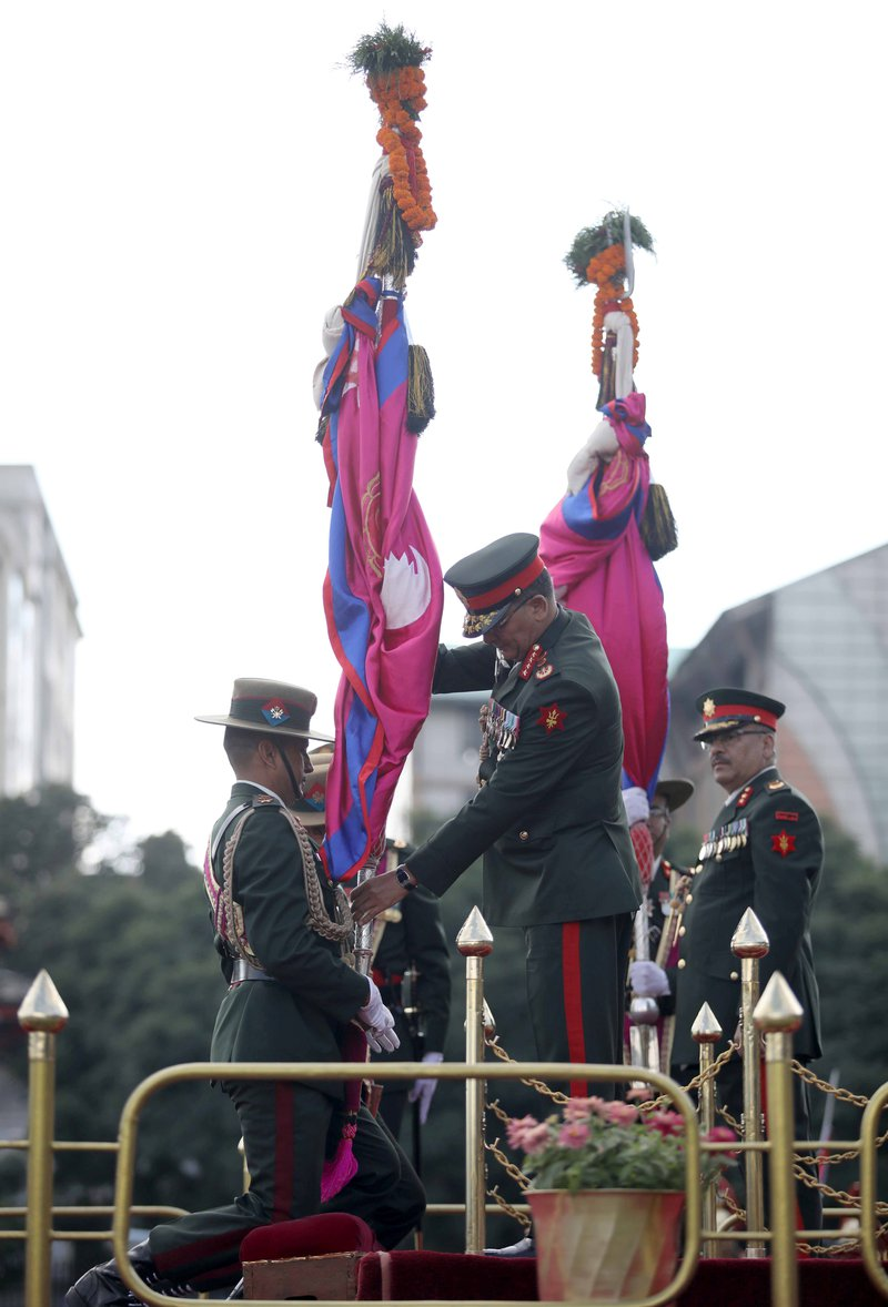COAS General Thapa at Fulpati.jpg