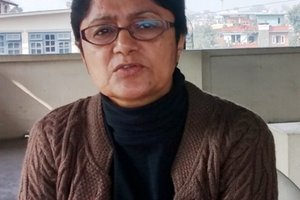 """Campaign On VAW Sending False Alarms, Too"" Dr. Poudel"