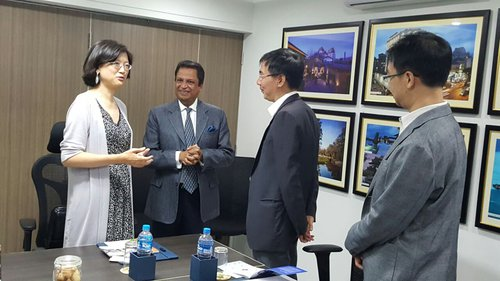 Chinese ambassador visited Chaudhary group1.jpg