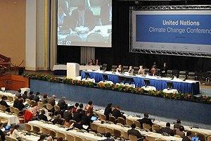 Climate Negotiations At Peril