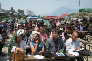 EPICENTER BARPAK Normalcy Returns