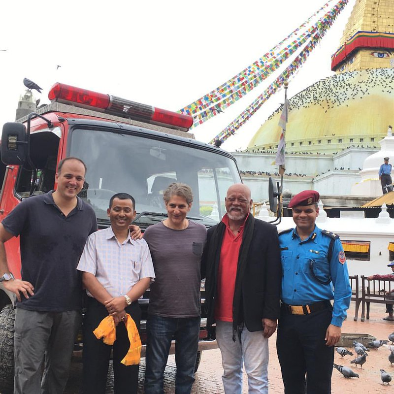 Fire Truck group photo boudha Stupa.jpg