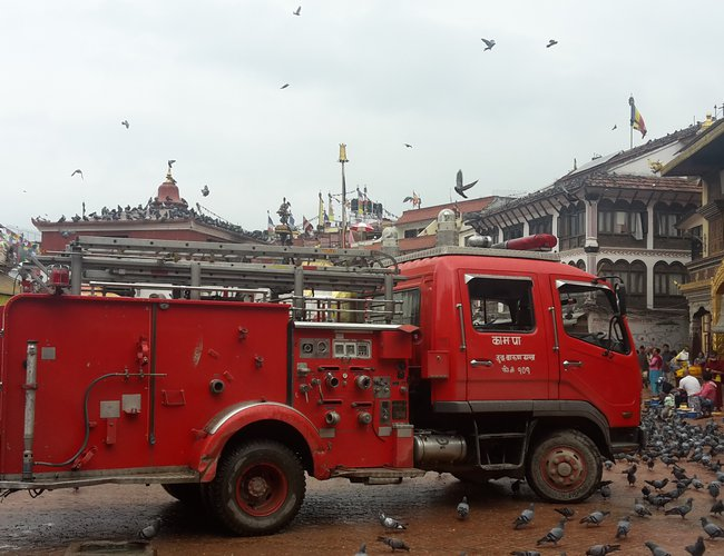 Famous Bolywood and International Actors To Drive Fire Truck