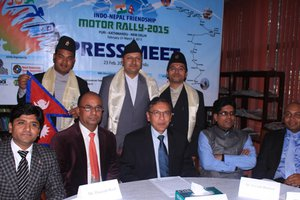 First Indo-Nepal Friendship Motor Rally In March
