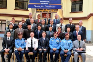 French National Police Provides Training to Nepal Police
