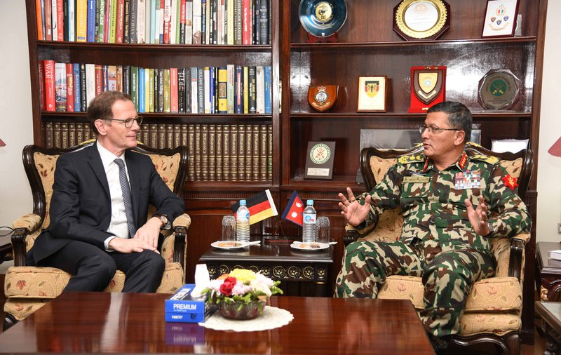 German ambasador with COAS Thapa.jpg
