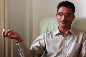 """Government Needs To Clarify Its Policy On INGOs"" Deepak Raj Sapkota"