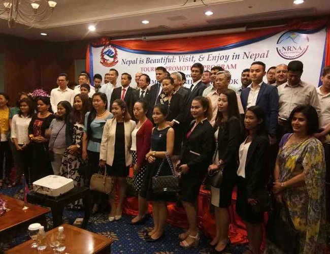 Group Photo of the Pariticipants of  Tourism Promotion Program in Cambodian on 17 June 2017.jpg