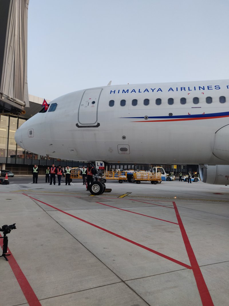 Himalayan Airlines at Beijing.jpg