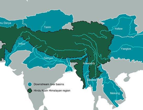 Hindu Kush Mountains Map Himalayas Khyber Pass Map Karakoram