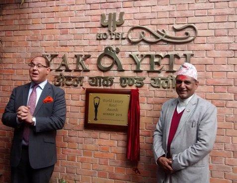 Hotel Yak & Yeti Wins International Award | New Spotlight