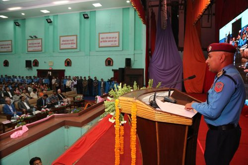 IGP Aryal addressing the program.jpg
