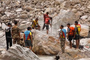 Impact Of Disasters In Nepal