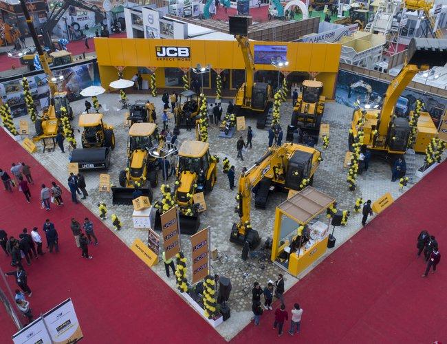 JCB Introduces Four New World Class Products | New Spotlight Magazine