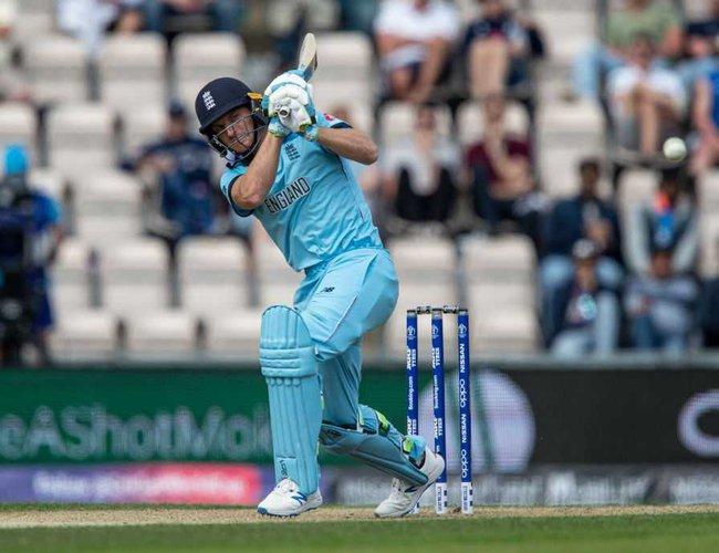 World Cup Cricket England Demolish Afghanistan Eoin