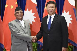 NEPAL-CHINA TIES At Higher Level