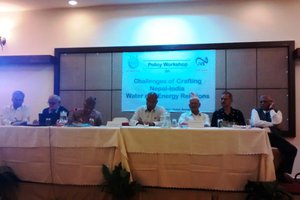 NEPAL-INDIA WATER TIES: Action And Reaction