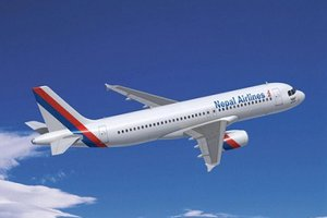 NEPAL AIRLINES : Flying High