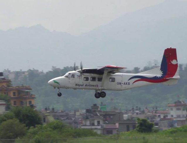 Nepal Airlines Resumes Regular Domestic Flights New Spotlight Magazine