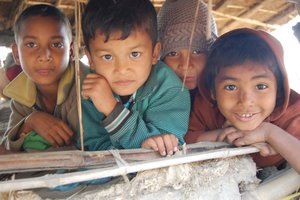 Nepal ranked 124 in Child health index