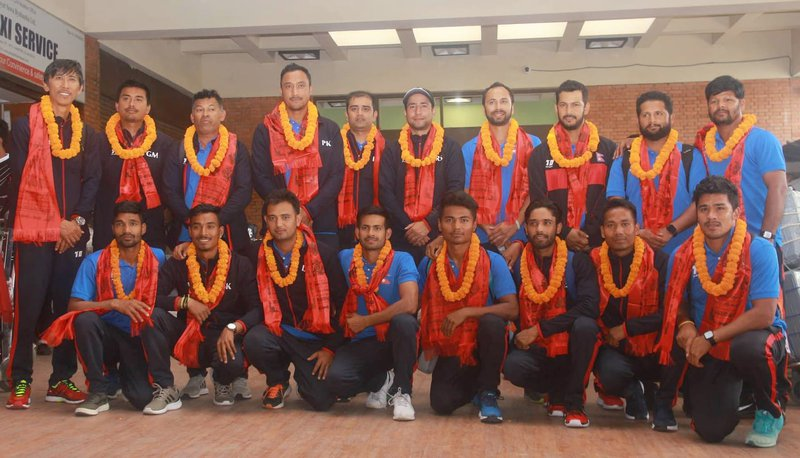 Nepali-Cricket-Team-return.jpg