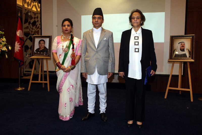 Nepalese Embassies Celebrate National Day | New Spotlight Magazine