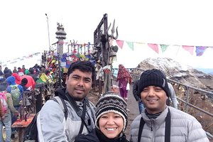 New Year At Kalinchowk