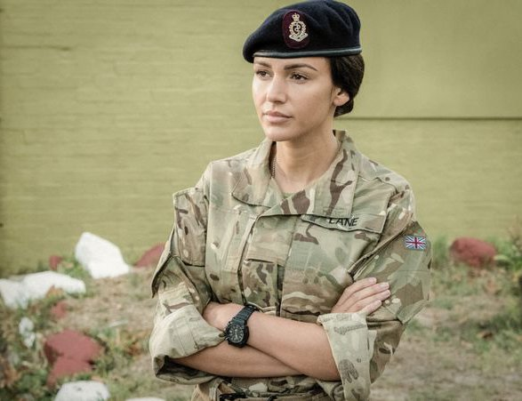 8d5d2e32 British Army is launching a major recruitment drive in the New Year to get  women to join the ranks of tough front-line units such as the Gurkhas and  Paras.