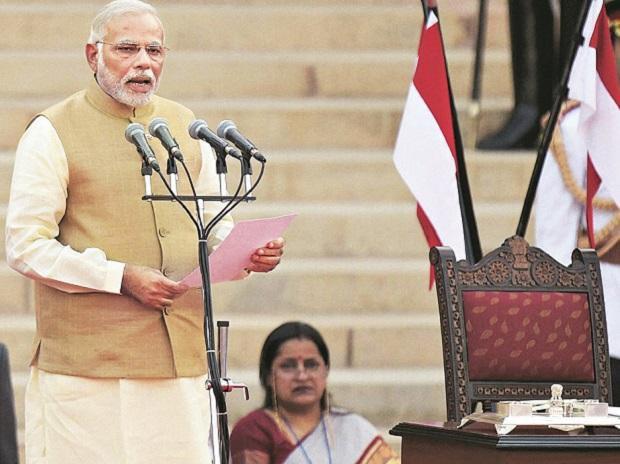 PM Modi at sworn in.jpg