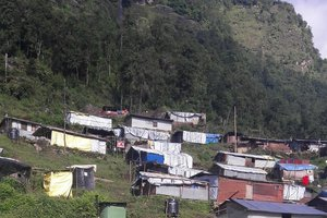 Photo of Dolkha displaced population.jpg