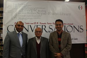 Professor Baral Shares his views