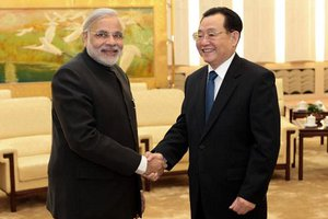 SINO-INDIAN RELATIONS UNDER MODI: The Economic Imperatives