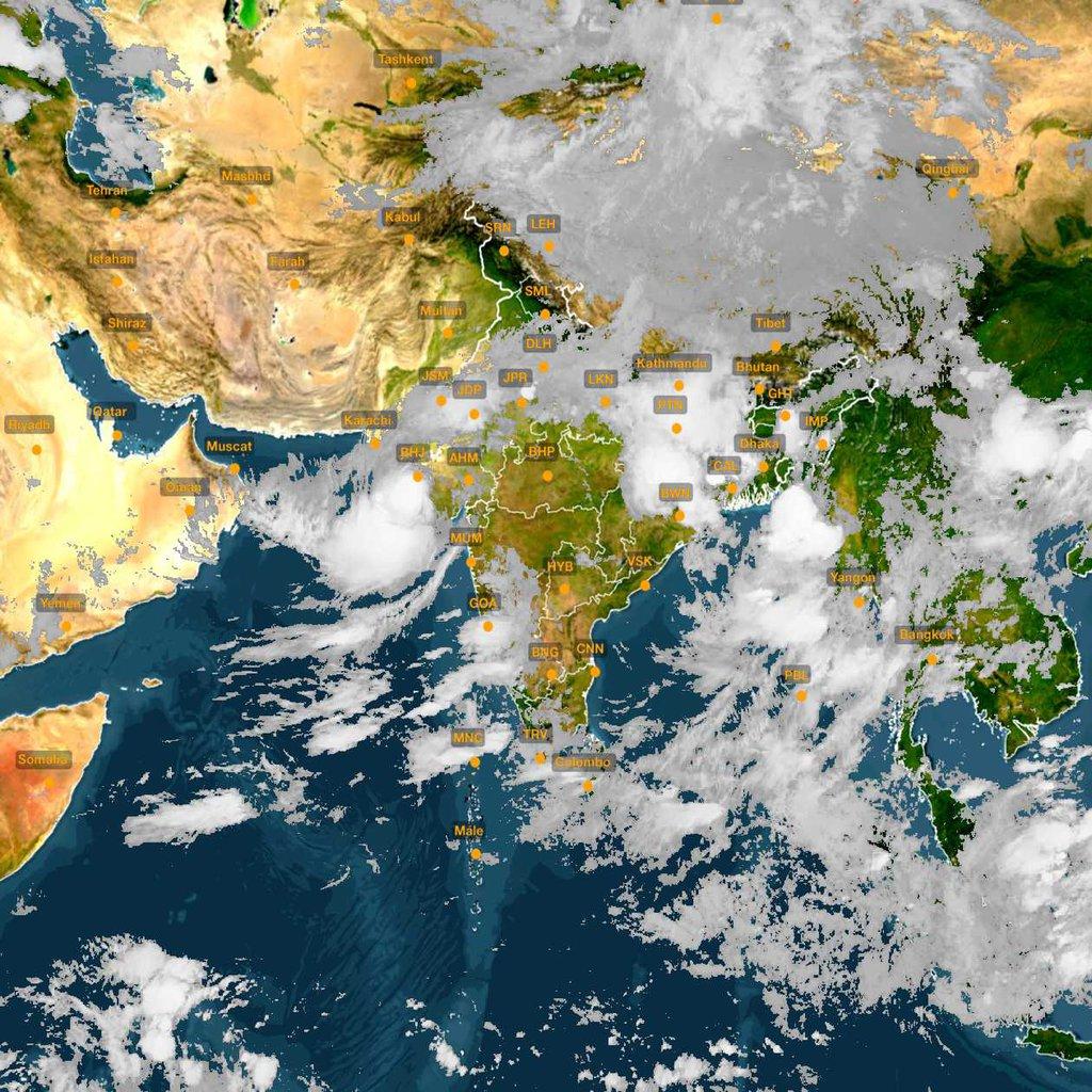 Vayu Cyclone To Bring Rain In Nepal | New Spotlight Magazine