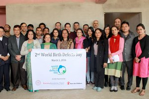 Second World Birth Defects Day Celebrated