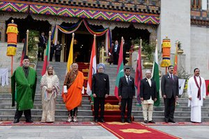 """South Asian Association of Regional Confrontation (SAARC)"""