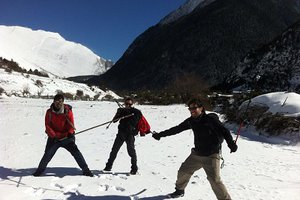 Splendid Trek To Manang