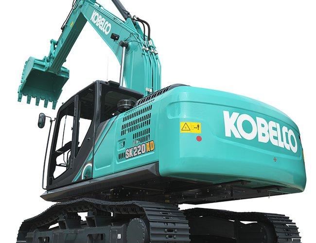 Kobelco Launches SK 220 XDLC excavators Brand in Nepal | New