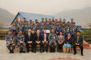 U.S. Provides human rights Training for Nepalese Armed Police
