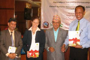 USAID Partnerships to Promote Agricultural Development in Nepal