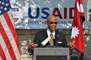 USAID announces Support to Nepal