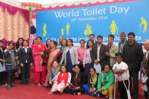 WORLD TOILET DAYEasing Disability