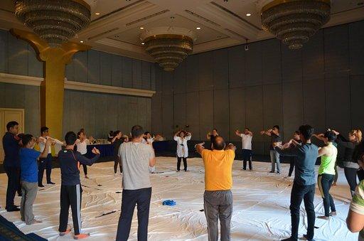 Hotel Yak & Yeti Celebrates International Yoga Day | New