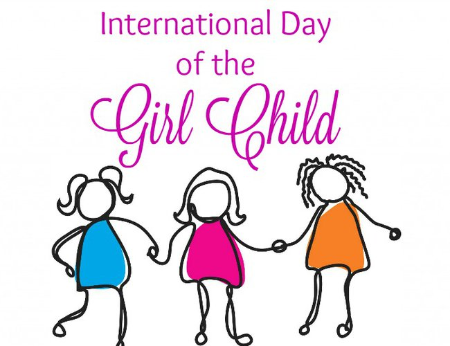 Image result for international day of girl child 2018