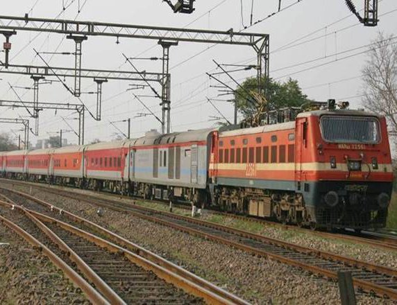 Image result for here is a proposal to outsource the commercial and on board services of a few trains